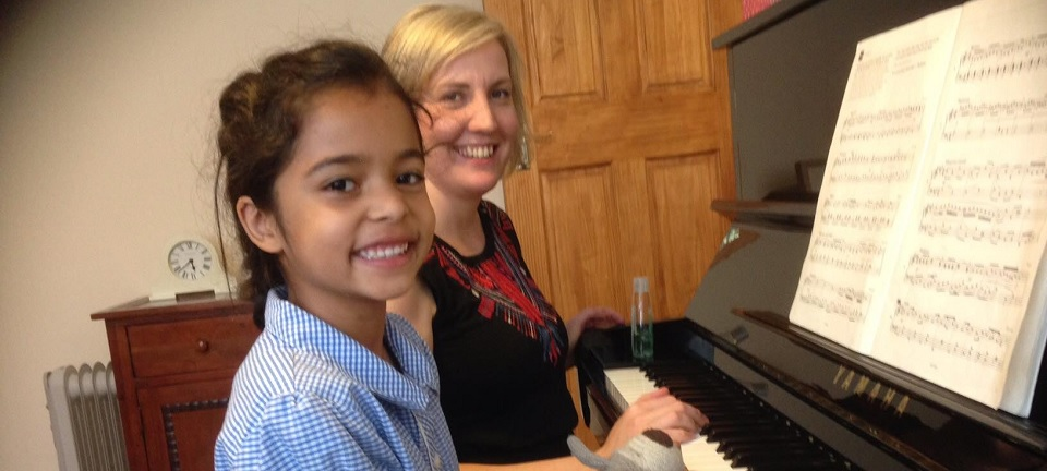 Sally Walpole Piano Tuition